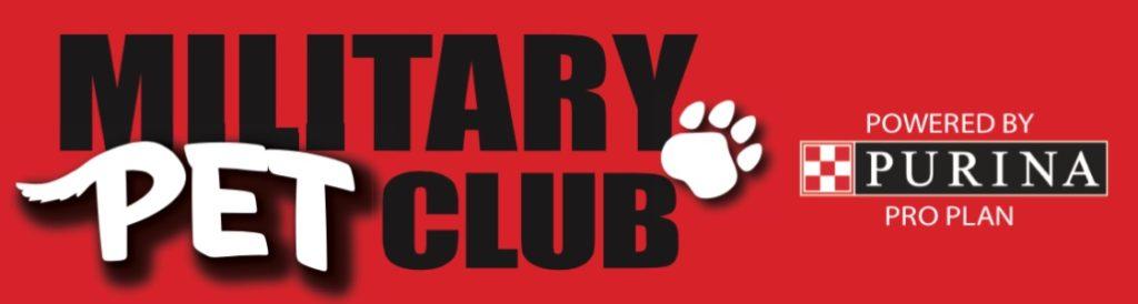 Military Pet Club